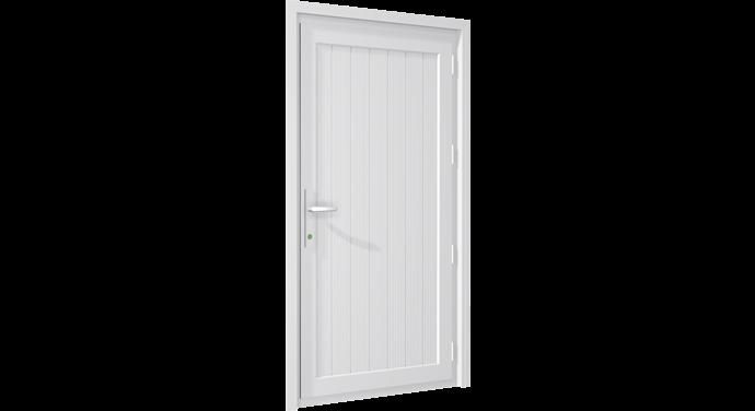 WC PVC Kapıları