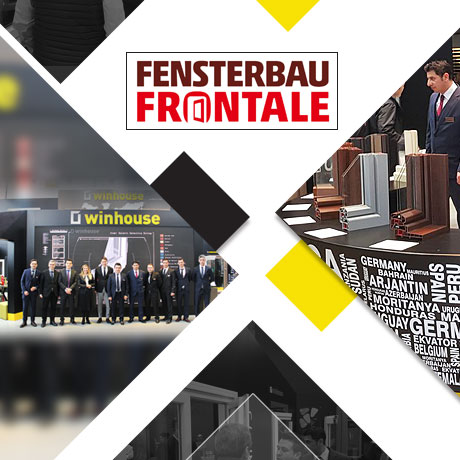 Winhouse Successfully Represented Turkey at Fensterbau Frantale.|